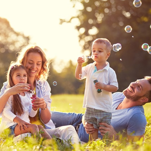 Leben – Familie